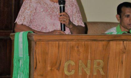Centro Nacional de Reabilitação  (CNR) Realiza Seminario ba Lider Komúnitaria Sira hosi Município Ermera